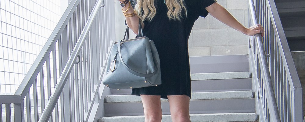 Must-Have T-Shirt Dress