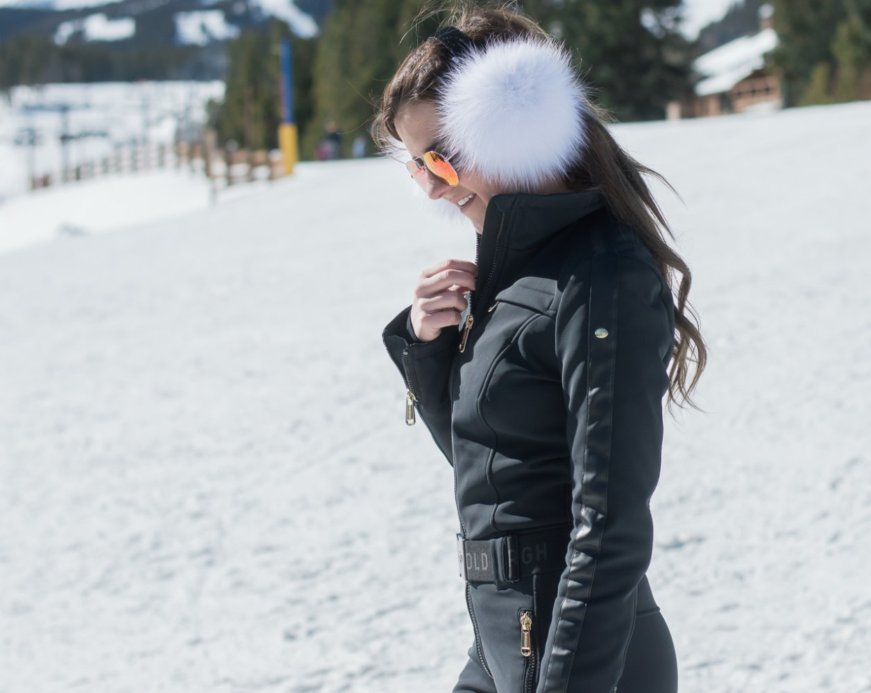 Chic Ski Outfit