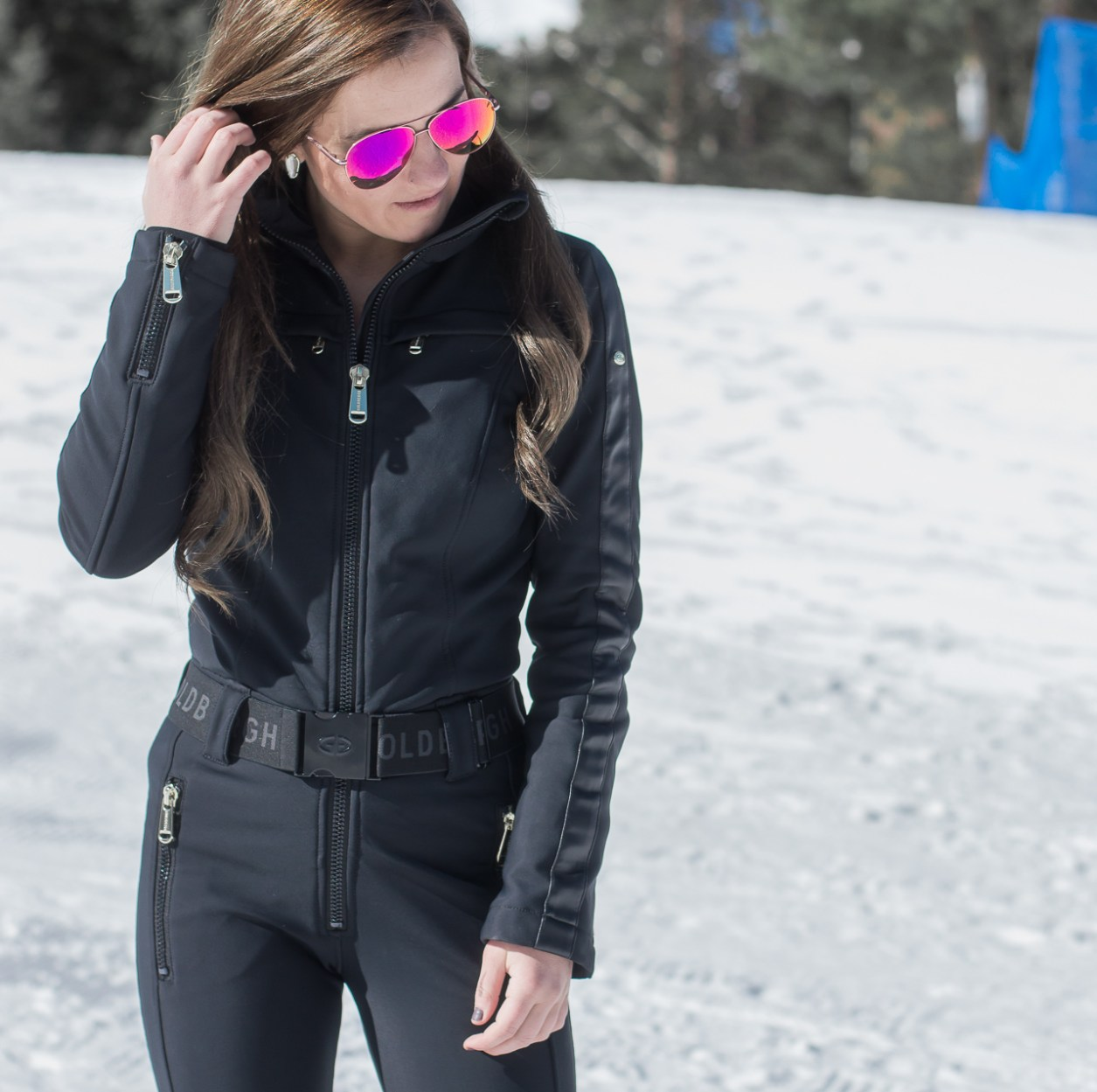 Trendy Ski Suit Outfit
