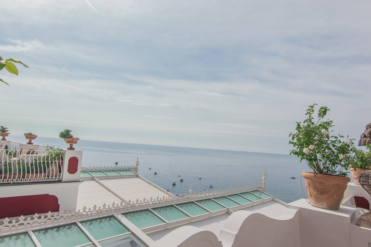 Le Sirenuse Positano Bay View