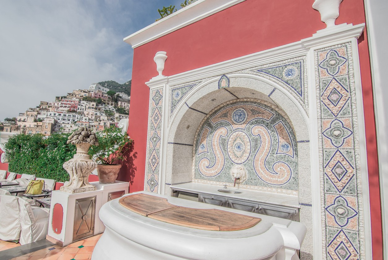 Best Views In Positano