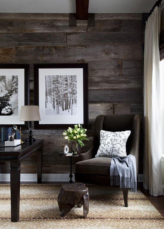 antelope-rug-dark-office-decor