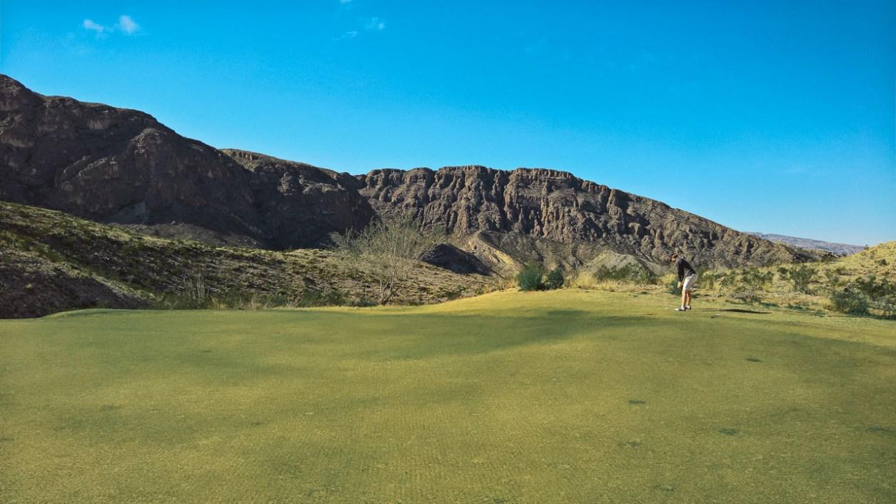 Fajitas golf course Texas