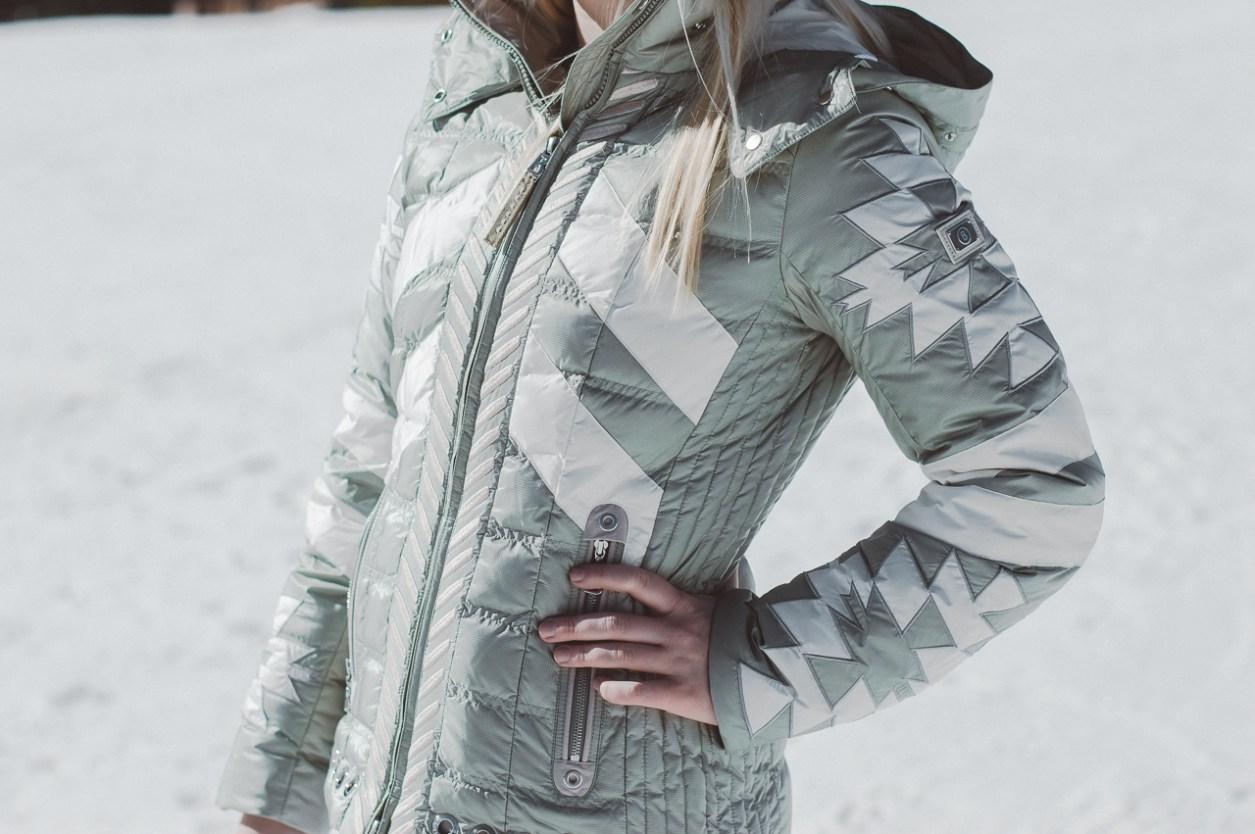 designer ski wear