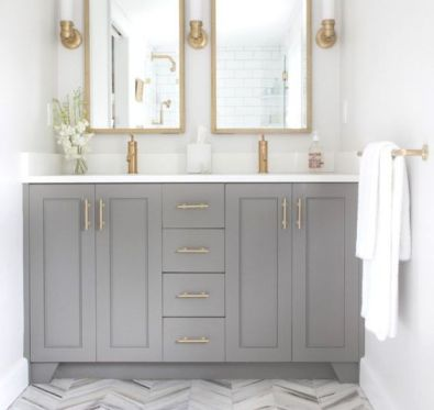 chic bathroom decor ideas