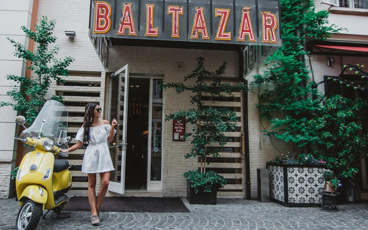 Baltazar Hotel Budapest exterior