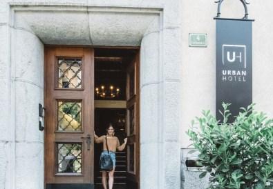 Where to stay in Ljubljana Urban Hotel