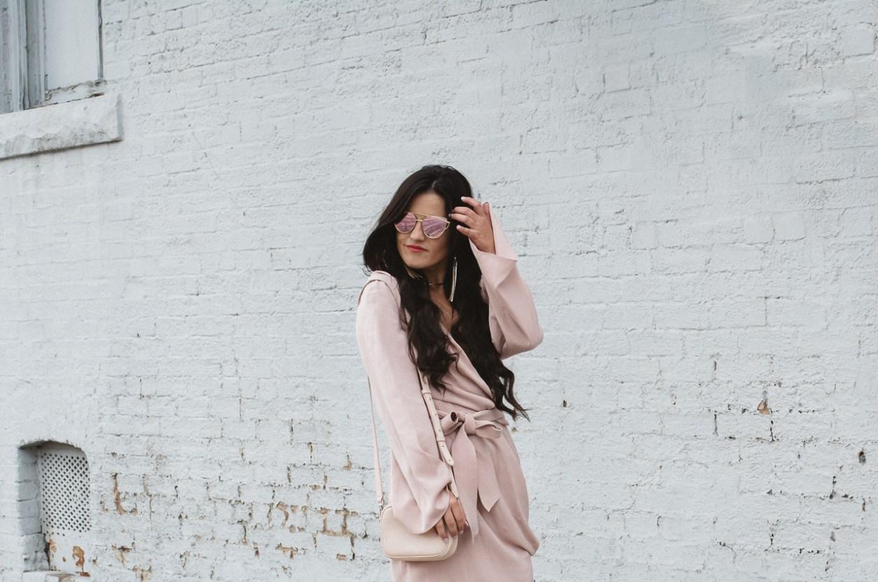 Blush Keepsake Wrap Dress (12 of 26)