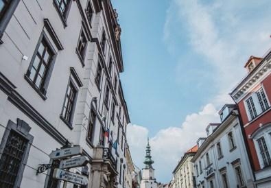 Bratislava Old Town Guide