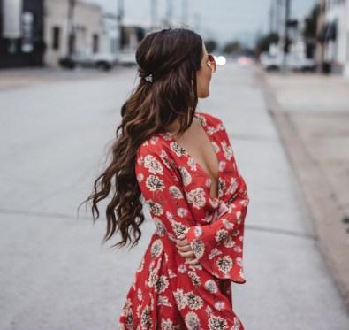 Flynn Skye Floral Dress