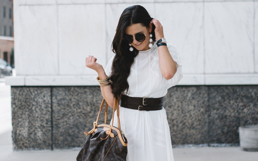 How To Wear A White Dress In Fall (11 of 17)