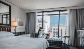 Pendry Hotel San Diego Suite