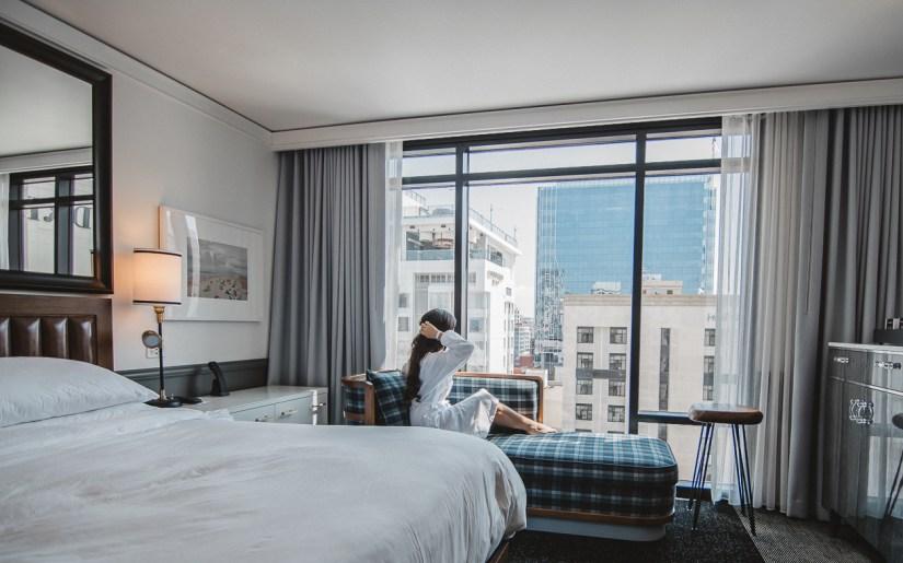 Pendry Hotel San Diego Suite