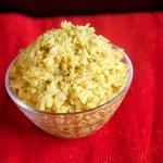 Curried Cauliflower Mash