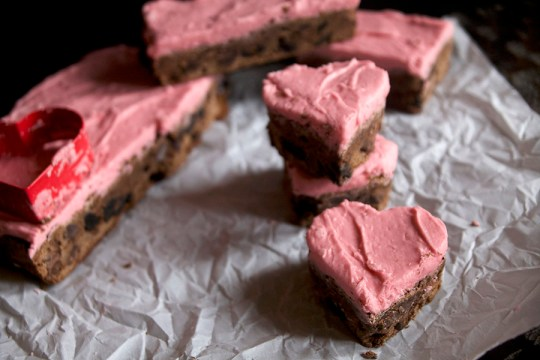 Dairy Free Dark Chocolate Cherry Brownies