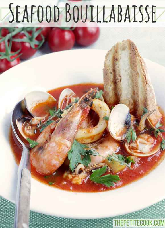 New England Bouillabaisse For One Recipe — Dishmaps