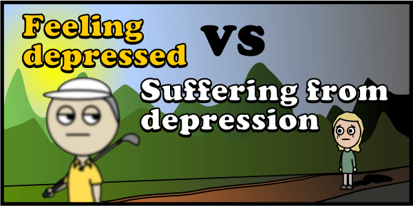 Suffering from depression?