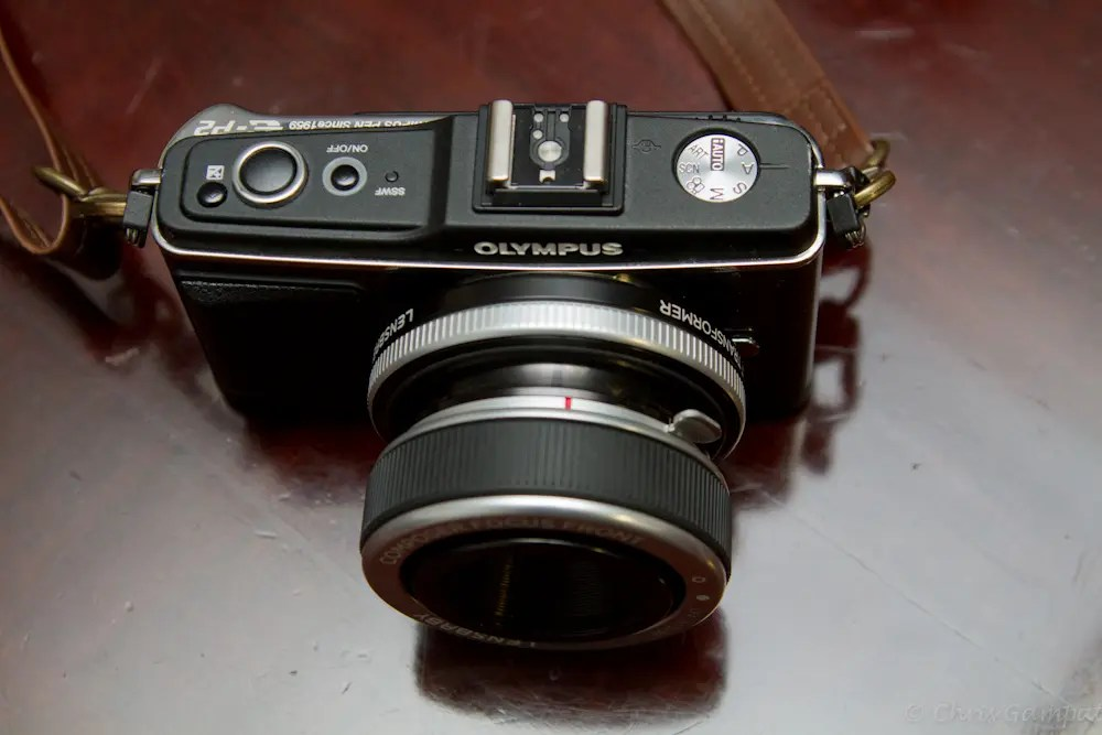 Chris Gampat The Phoblographer Lensbaby review (1 of 4)