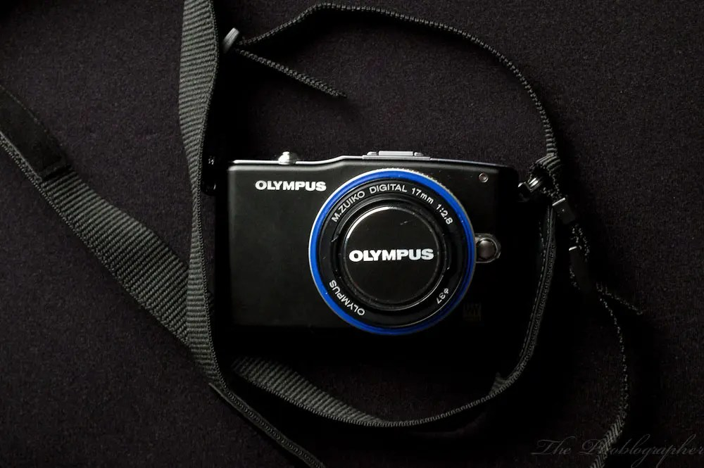 Chris Gampat the phoblographer Olympus EPM1 product photos (1 of 3)