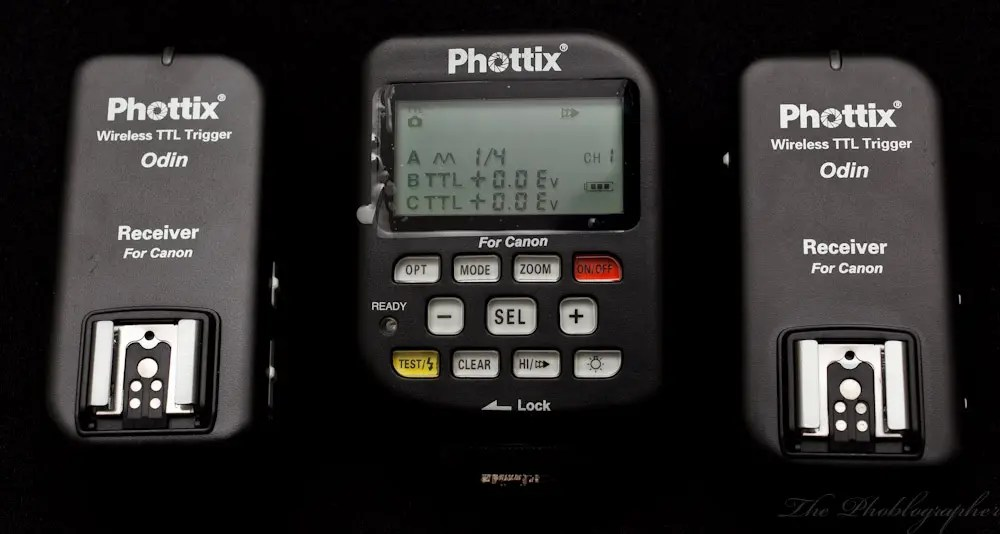 Chris Gampat The Phoblographer Phottix Hands on Review (2 of 6)