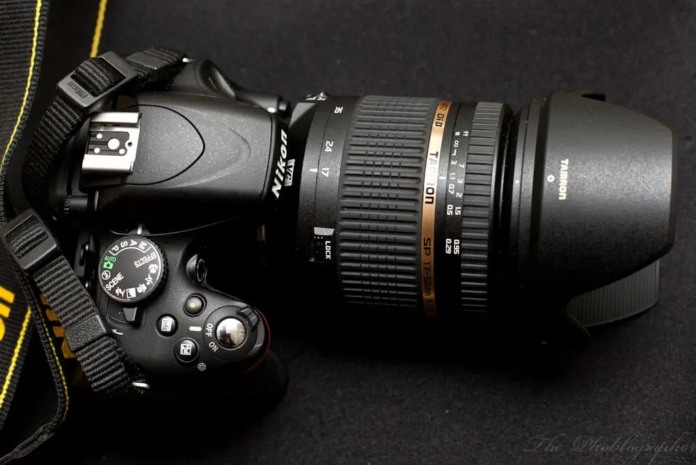 Chris Gampat The Phoblographer Tamron 17-50mm f2.8 product images (1 of 3)