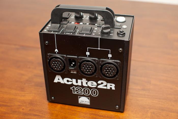 Profoto Acute2 1200 Generator