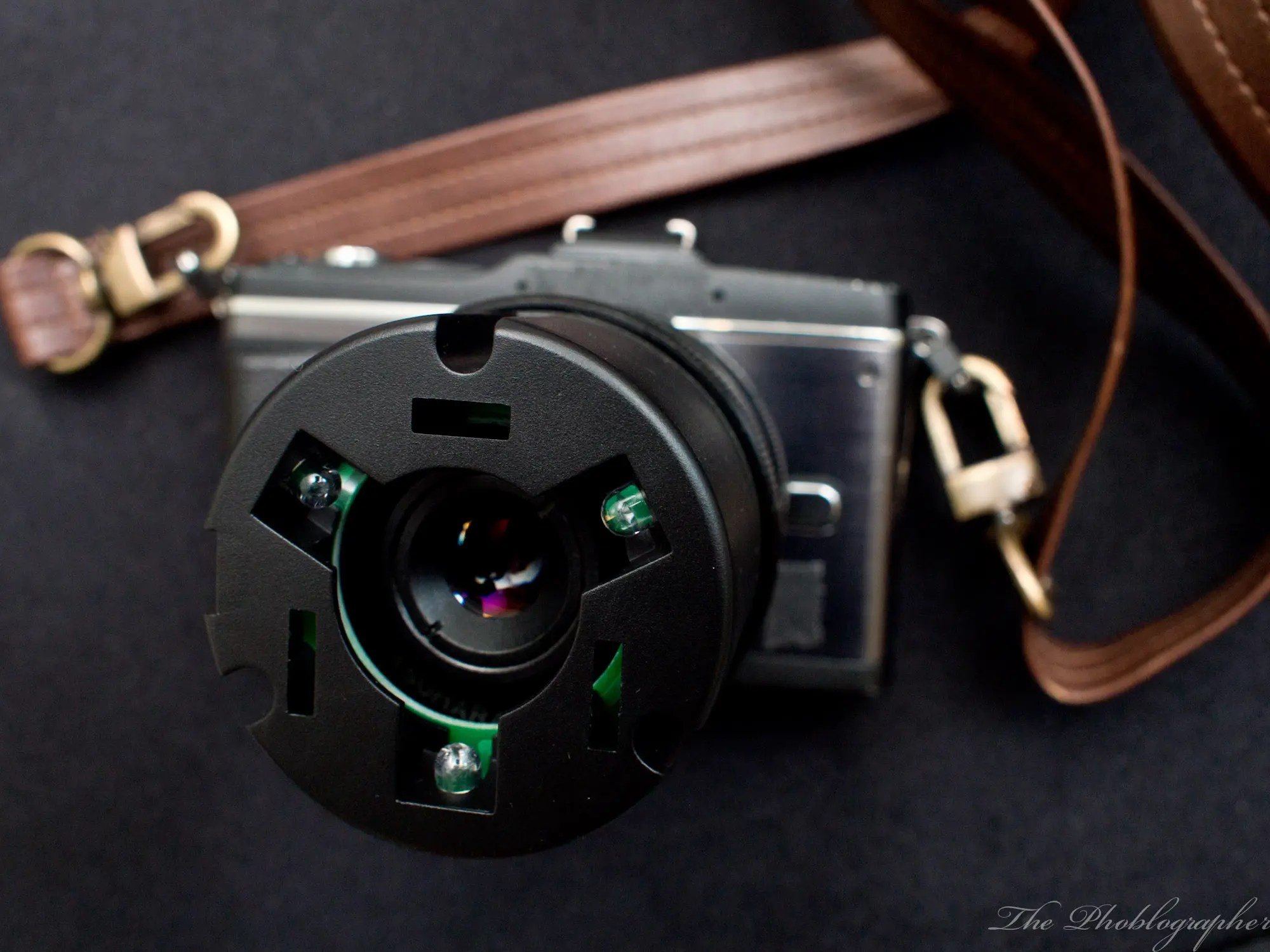 Chris Gampat The Phoblographer Yasuhara Nanohax5 hands on review (2 of 16)