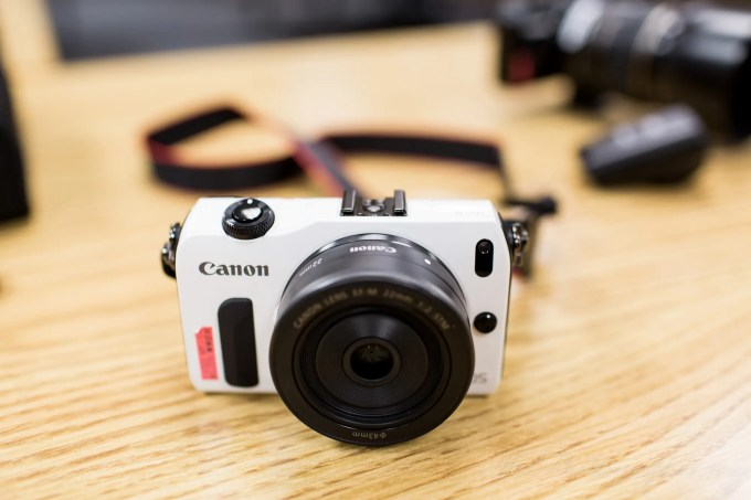 Chris Gampat The Phoblographer Canon EOS M First Impressions (2 of 18)ISO 200