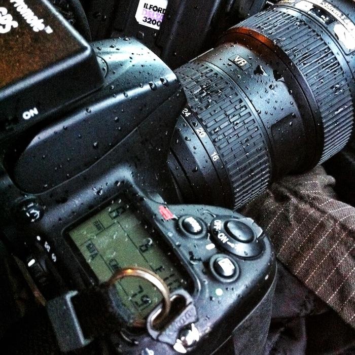 My Nikon D700