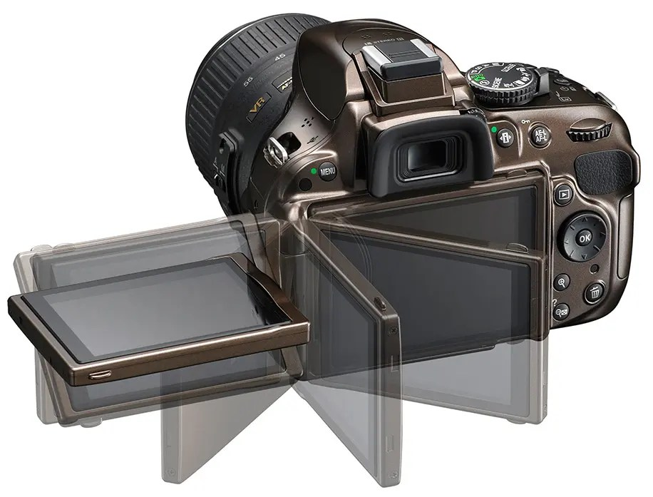 Nikon-D5200-LCD-screen-bronze