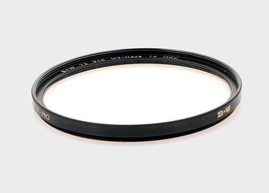 B+W UV Filter