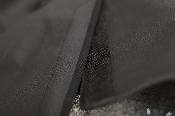 Heavy Duty Stitching & Velcro