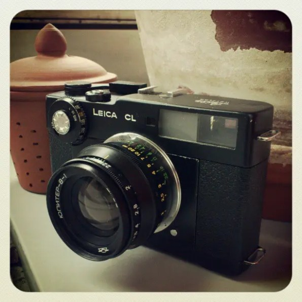 Felix Esser The Phoblographer Leica CL Jupiter-8