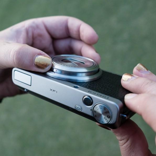 Fujifilm XF1 Compact Camera