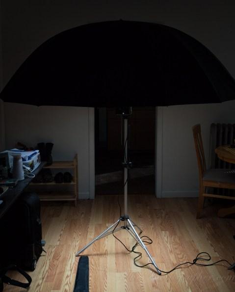 Chris Gampat The Phoblographer Westcott 7 foot umbrella product photos (3 of 3)ISO 1001-200 sec at f - 8.0