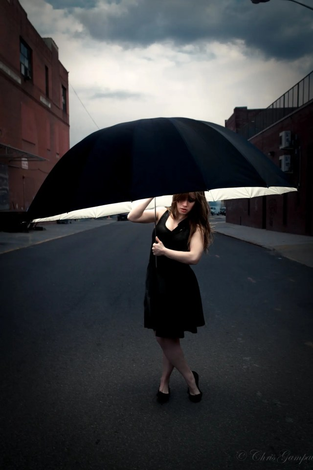 Final Umbrella Image of Grace by Chris Gampat (1 of 1)ISO 2001-30 sec at f - 5.6