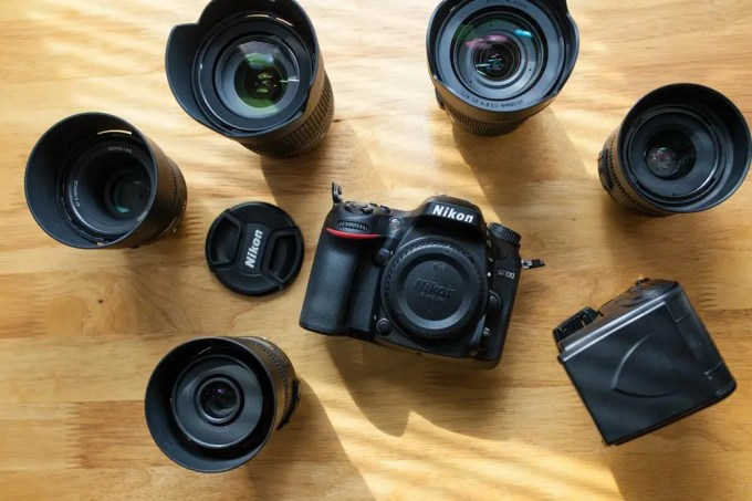 Chris Gampat Digital Camera Review Nikon D7100 product photos (1 of 7)ISO 5001-200 sec at f - 5.0