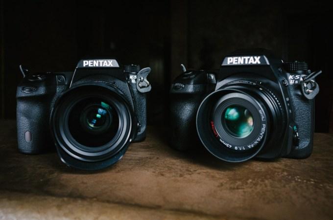 Pentax K-5 II and K-5 IIs