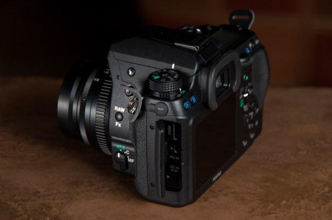 Camera Side