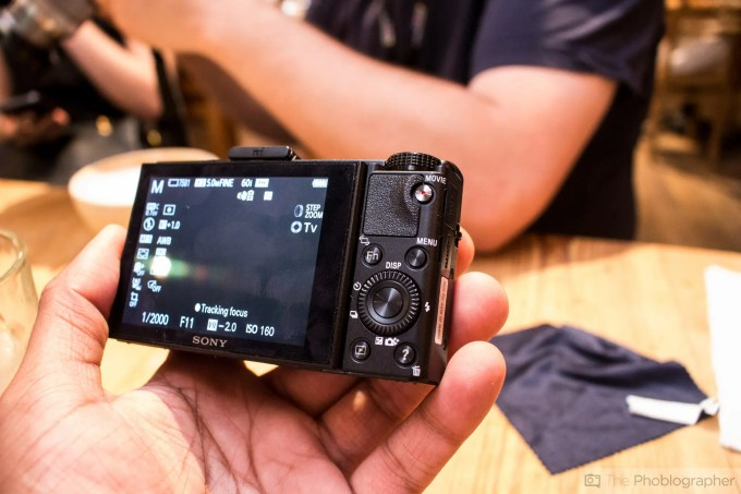 Chris Gampat The Phoblographer Sony RX100M2 product photos first impressions (5 of 8)ISO 32001-20 sec at f - 4.5