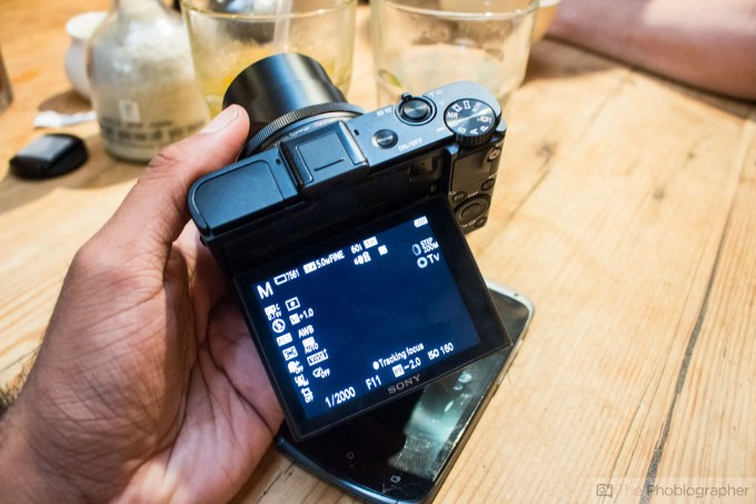 Chris Gampat The Phoblographer Sony RX100M2 product photos first impressions (7 of 8)ISO 32001-30 sec at f - 4.5