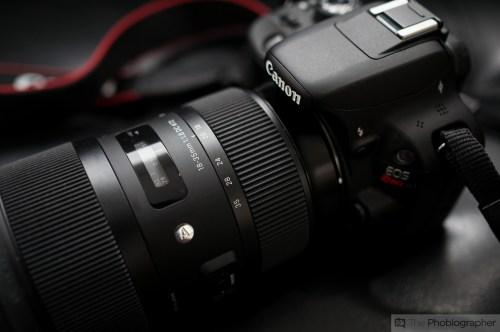 Medium Of Refurbished Canon Lenses