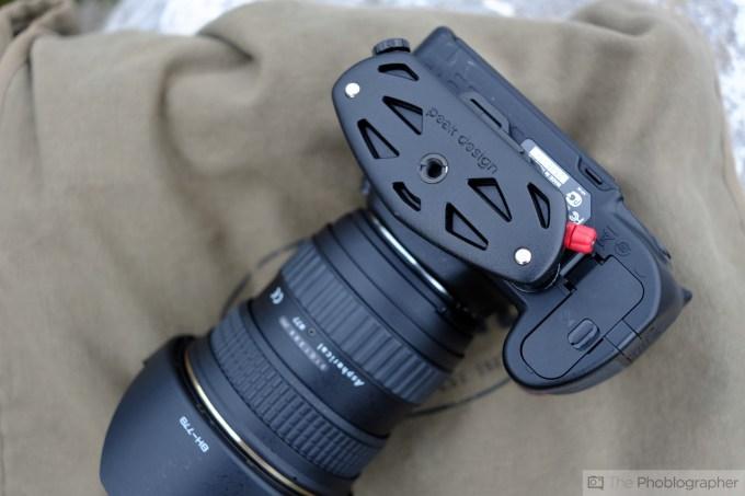 Chris Gampat The Phoblographer Peak Design Capture Clip V2 Pro review images (1 of 11)ISO 2001-340 sec at f - 2.8