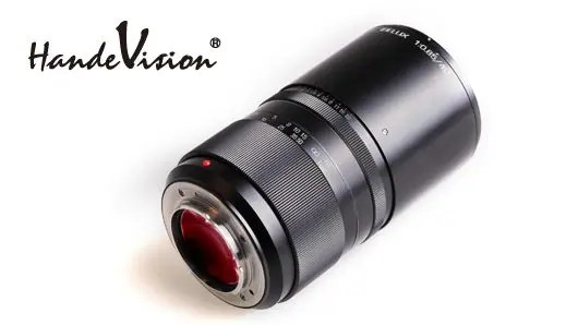 Handevision Ibelux 40mm f0.85 super fast mirrorless lens