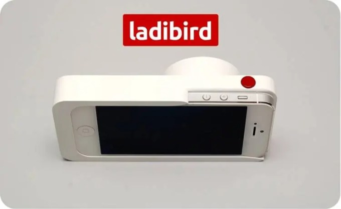 ladibird iphone camera