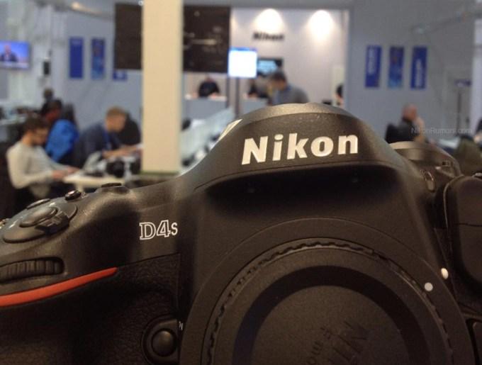 Nikon D4s 2014 Sochi Olympics