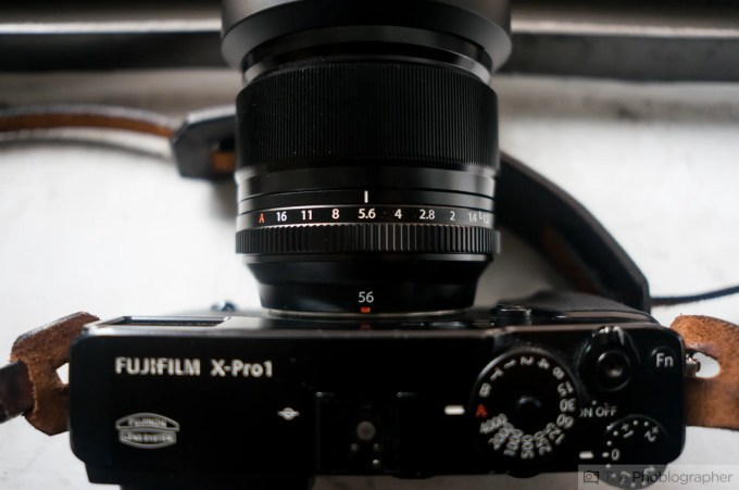 Chris Gampat The Phoblographer Fujifilm 56mm f1.2 first impressions product photos (7 of 7)ISO 8001-60 sec at f - 2.8