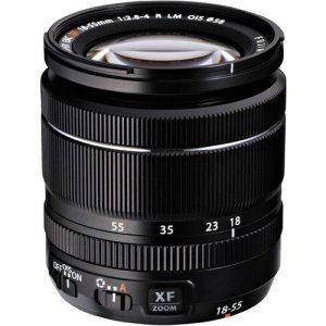 Fujifilm XF 18-55mm f:2.8-4 R LM OIS