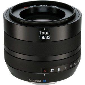 Zeiss Touit 32mm f:1.8 Lens