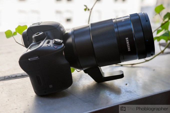 Kevin Lee The Phoblographer Samsung NX 50-150mm f2.8 S Product Images (1 of 10)